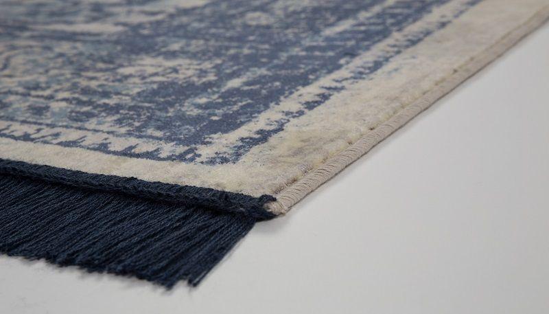 Zuiver Marvel Tæppe - Orientalsk inspireret tæppe i blå