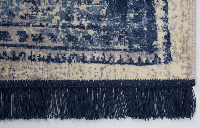 Zuiver - Marvel Orientalsk Tæppe - Blå 170x240 - 240x170