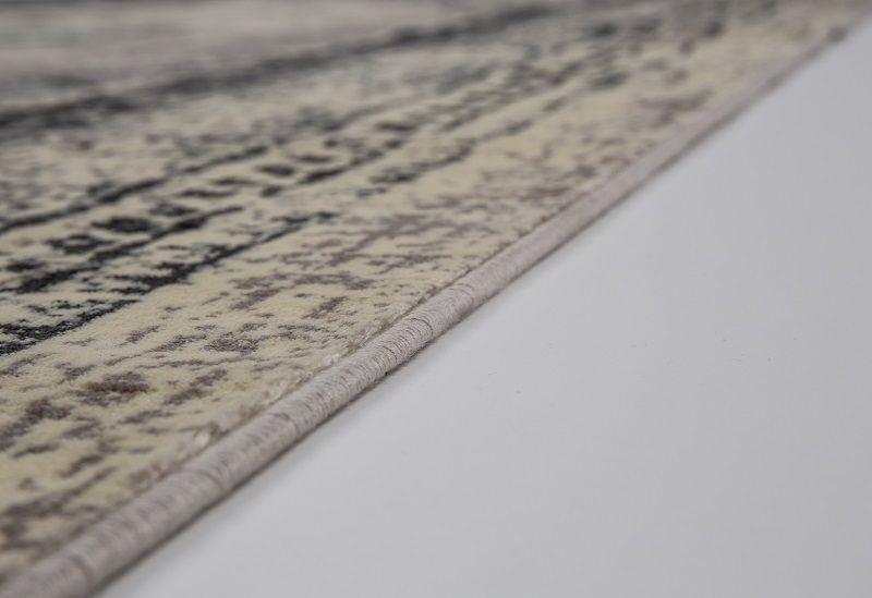 Zuiver - Marvel Orientalsk Tæppe - Grå - 200x300 - 300x200