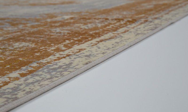Zuiver - Marvel Orientalsk Tæppe - Gylden, 200x300 - 300x200