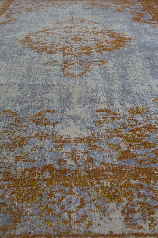 Zuiver - Marvel Orientalsk Tæppe - Gyldent 170x240 - 240x170