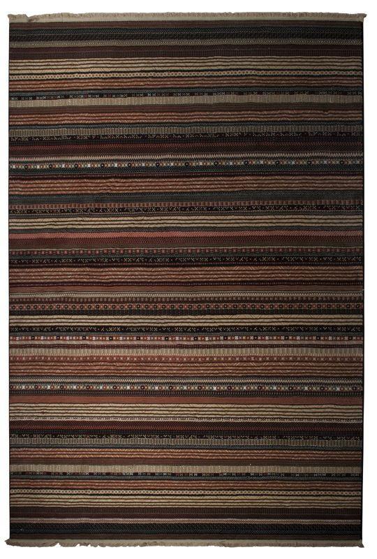 Zuiver - Nepal Orientalsk Tæppe - Multi - 160x235 - Vævet tæppe i orientalsk design og farver