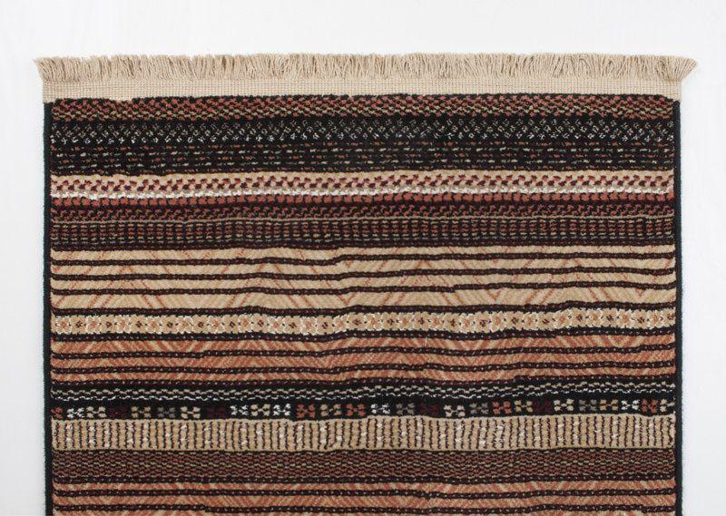 Zuiver - Nepal Orientalsk Tæppe - Multi - 67x245 - Vævet tæppe i orientalsk design og farver