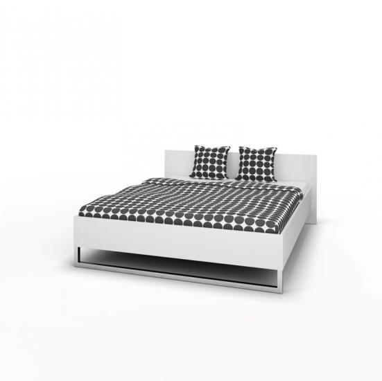 Style Seng - Hvid seng - 160x200 cm