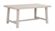Brooklyn Spisebord 170x95 - hvidvasket eg