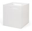 Temahome - Berlin Reol kasse - Mat hvid