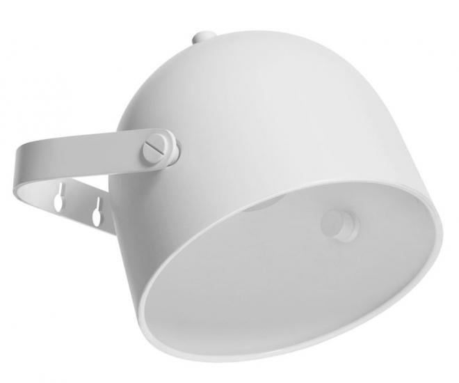 Flexa Monty væglampe - hvid - Design Charlotte Høncke