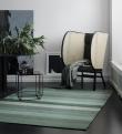Fabula Living - Veronica Kelim, Grøn - 200x300