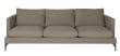 Fernley 3-pers.  Sofa - Khaki