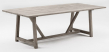 Sika-Design George Teak Havebord, 240x100