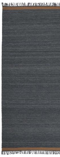 Linie Design Sigyn Uld/Viscose løber, stone, 80/250
