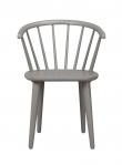 Carmen Spisebordsstol - Grå