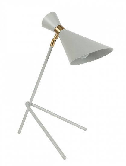 Zuiver Shady Bordlampe - Grå