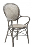 Sika-Design Rossini Spisebordsstol - Taupe - Originals by Sika
