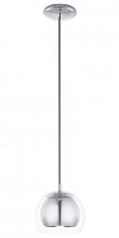 Rocamar - Krom Pendel - Ø19 - Elegant og moderne pendel