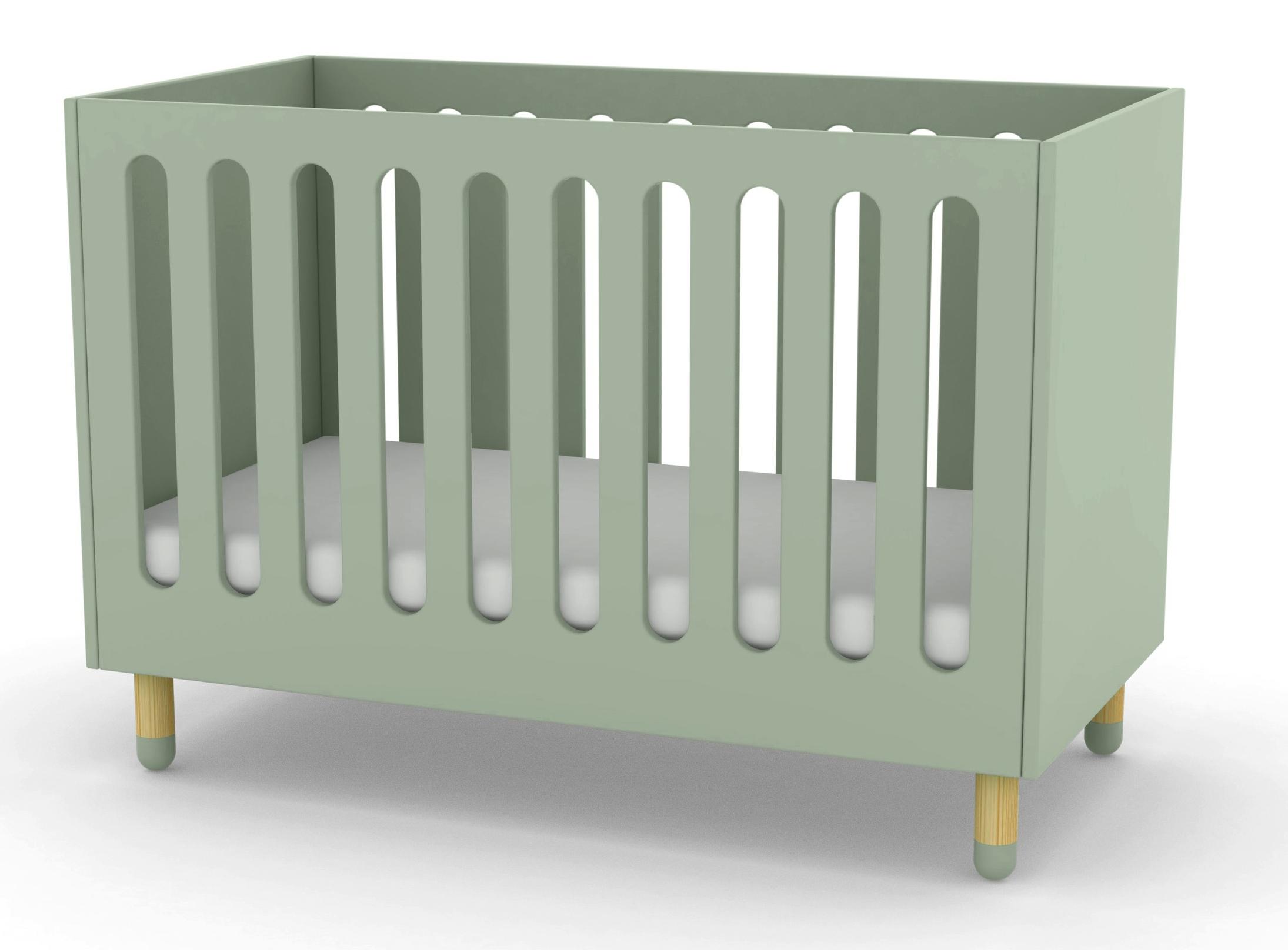 Flexa – Flexa - play babyseng - grøn på unoliving.com