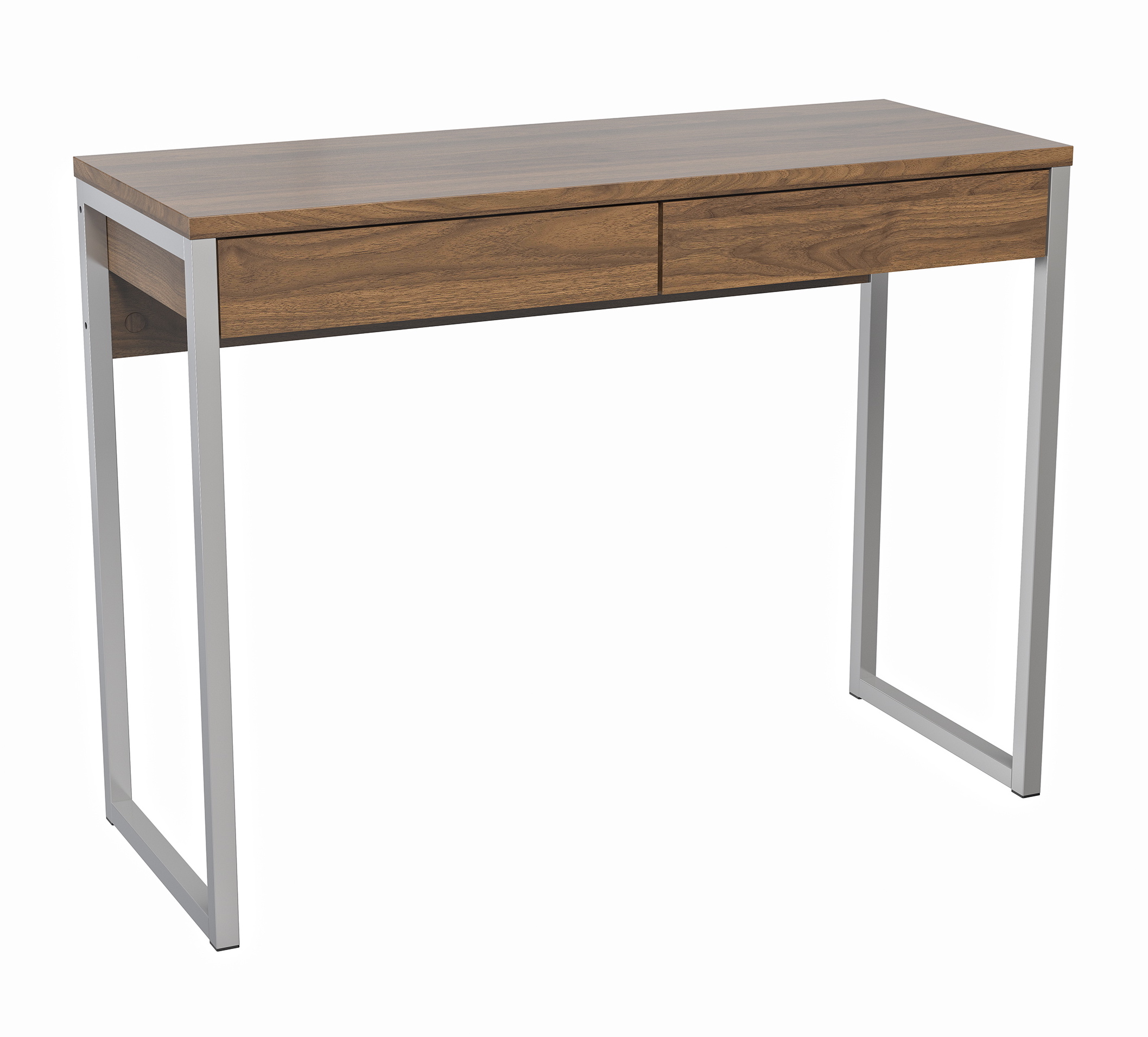 N/A – Function plus skrivebord - mørk træ fra unoliving.com