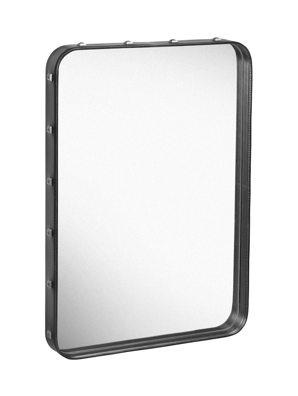 Gubi – Gubi - adnet spejl - sort - s fra unoliving.com