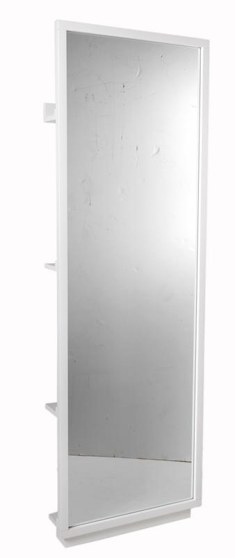N/A Belina spejl - hvid på unoliving.com