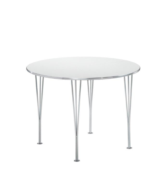 N/A Ida spisebord m. tillægsplader på unoliving.com