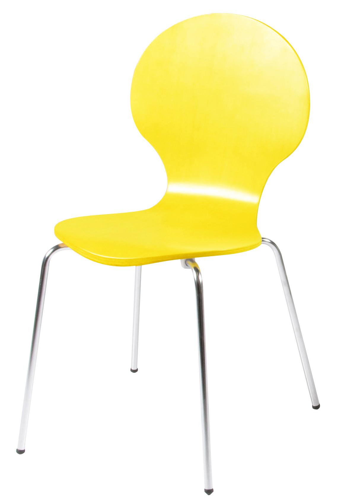 N/A – Jonathan skalstol - gul på unoliving.com