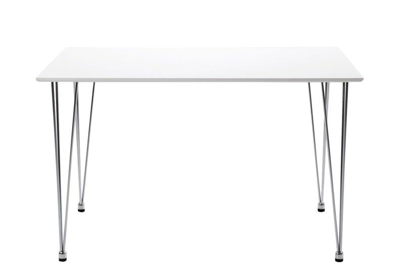 N/A – Annapolis spisebord - hvid - 120x76 på unoliving.com