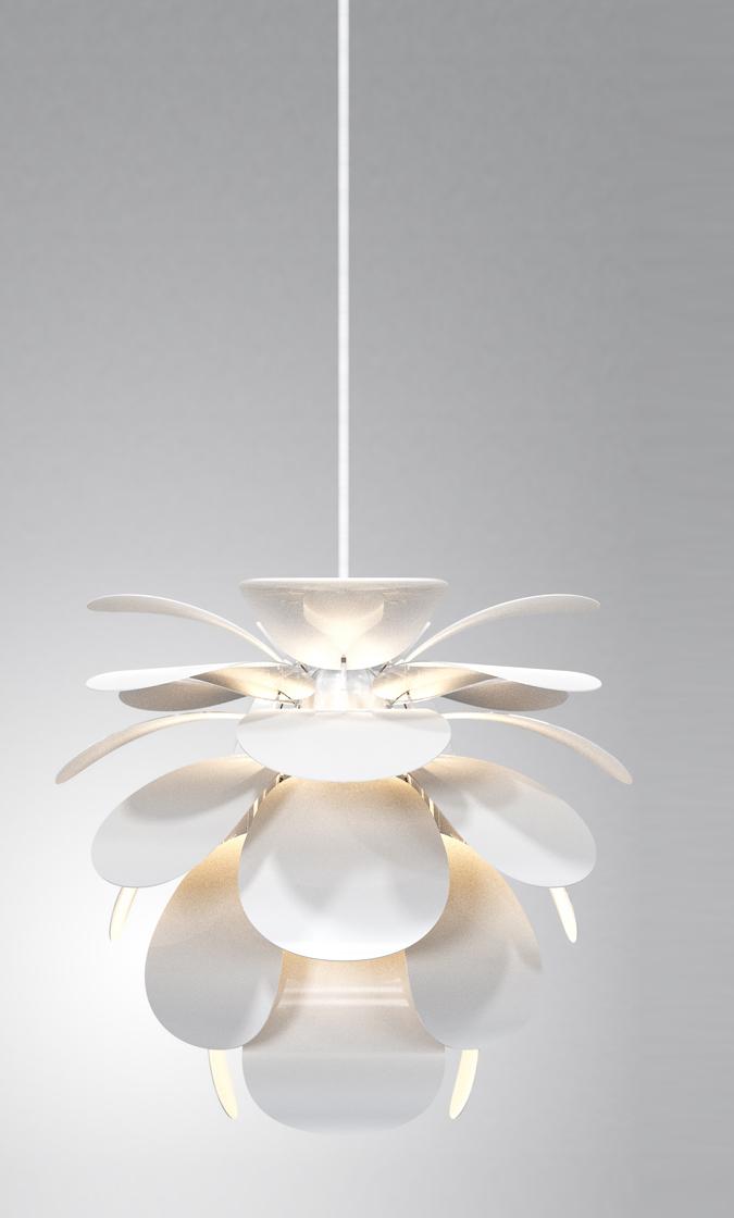 Design for the people – Nordlux dftp motion pendel - hvid fra unoliving.com
