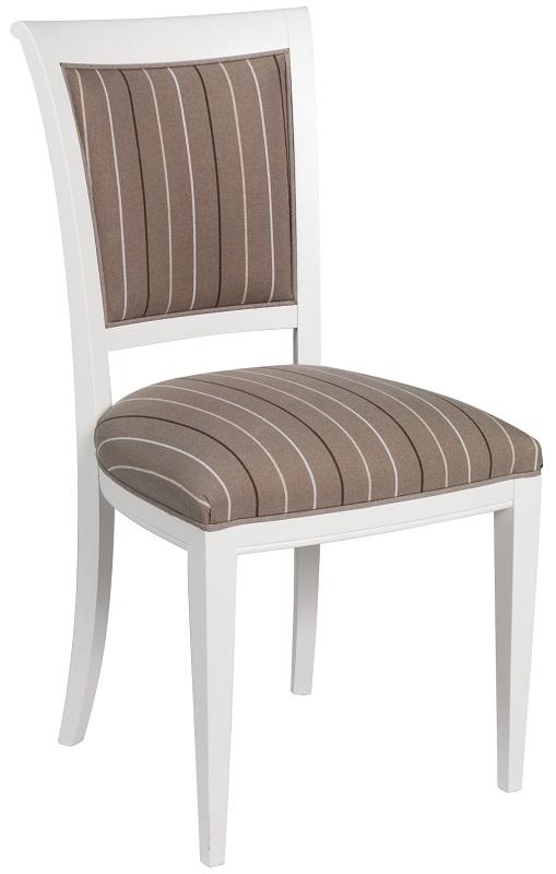Kirsit spisebordsstol - hvid fra N/A på unoliving.com