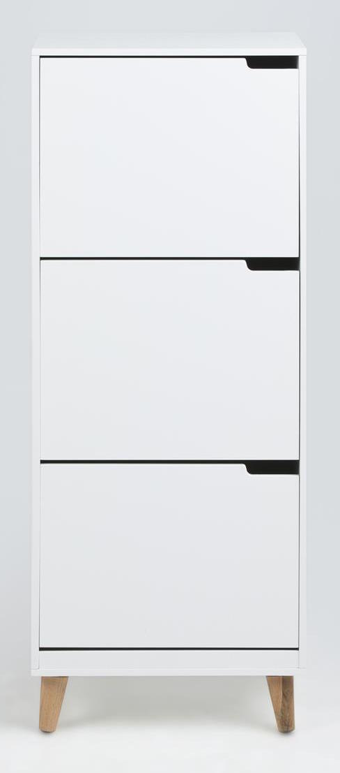 N/A Liam skoskab - hvid fra unoliving.com
