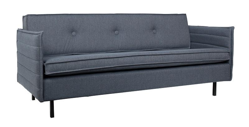 Zuiver - jaey 2-pers. sofa - blå fra Zuiver fra unoliving.com