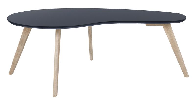 Ollie sofabord 120x60 - grå mdf top fra Canett fra unoliving.com