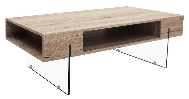 Canett seattle sofabord - m. glas fra Canett på unoliving.com