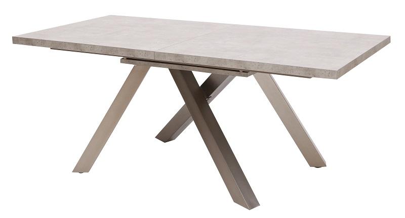 Canett onyx - 180 cm spisebord - butterfly udtræk fra Canett på unoliving.com