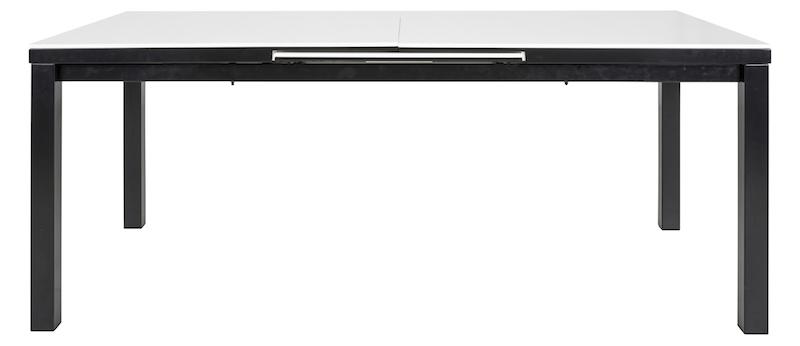 Avanti spisebord 180x90 m/tillægsplade fra Canett fra unoliving.com
