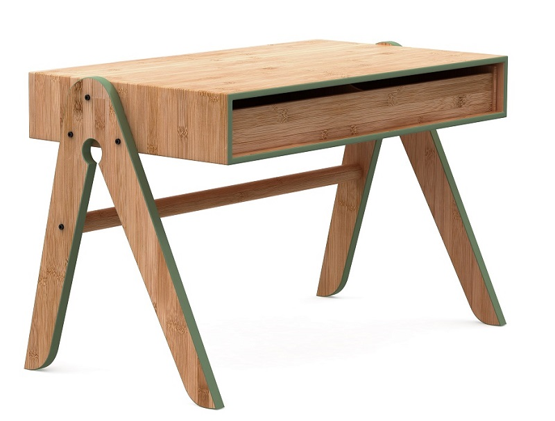 We do wood We do wood geo´s børnebord - bambus på unoliving.com