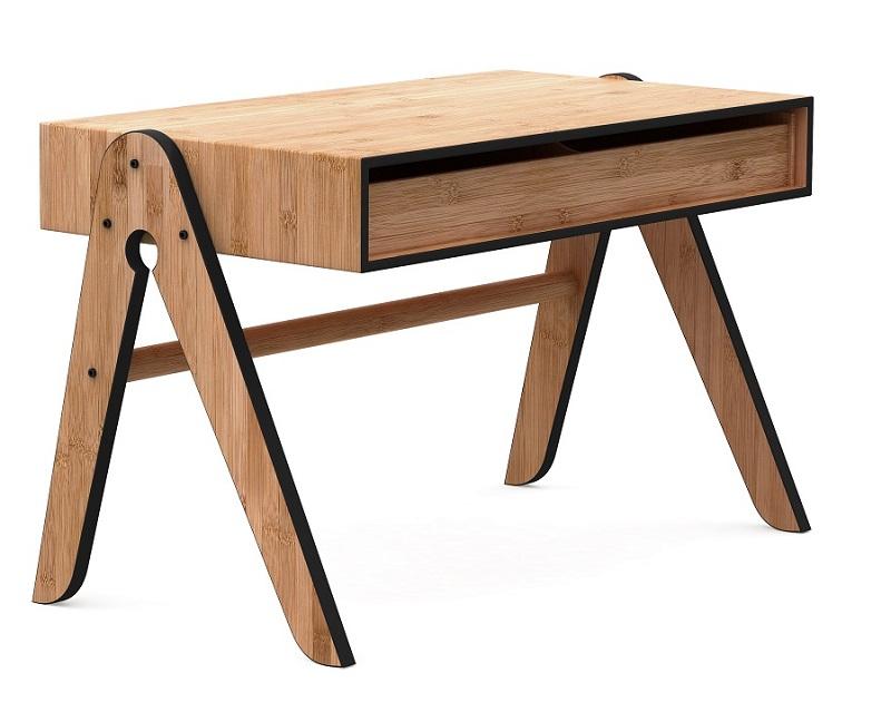 We do wood – We do wood geo´s børnebord - bambus på unoliving.com