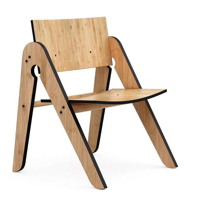We do wood – We do wood lilly´s børnestol - bambus fra unoliving.com