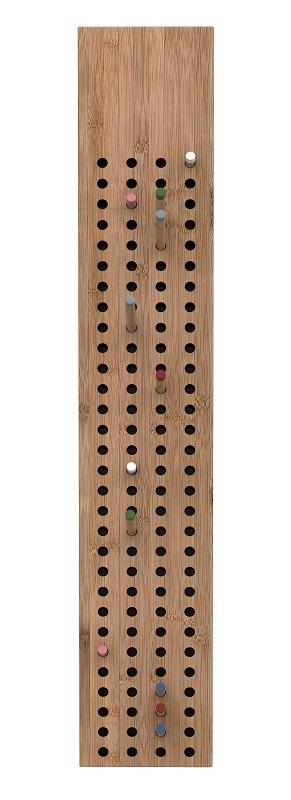 We do wood knagerække - bambus fra We do wood fra unoliving.com