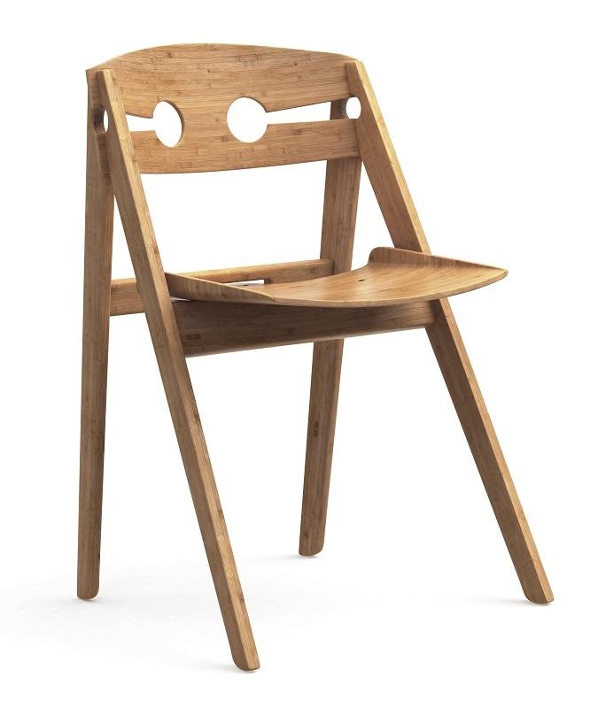 We do wood We do wood spisebordsstol - lys træ fra unoliving.com
