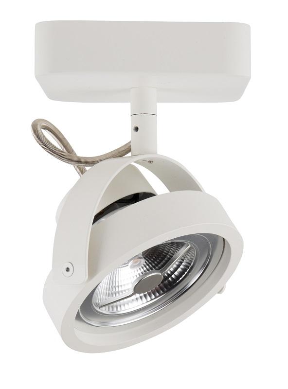 Zuiver - dice spotlampe - hvid fra Zuiver på unoliving.com