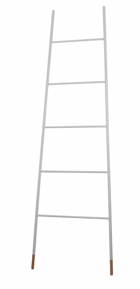 Zuiver – Zuiver - ladder rack tøjstativ - hvid fra unoliving.com